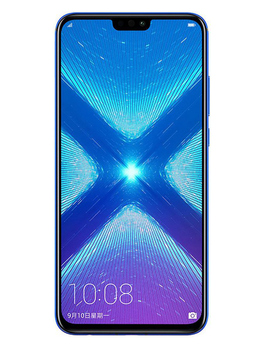 Honor 8X 4/128Gb Blue (Синий) Global Version