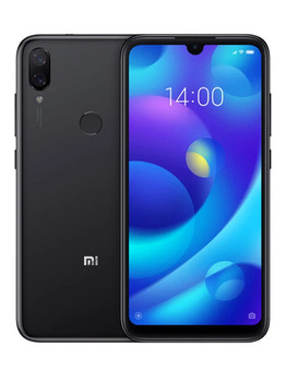 Xiaomi Mi Play 6/128Gb Black (черный)