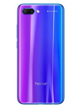 Honor 10 4/128Gb Phantom Blue (мерцающий синий) Global Version