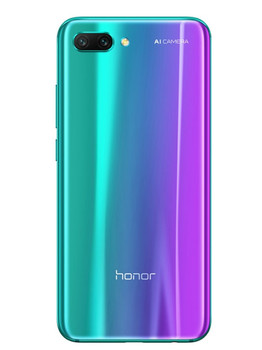 Honor 10 4/128Gb Phantom Green (мерцающий зеленый) Global Version