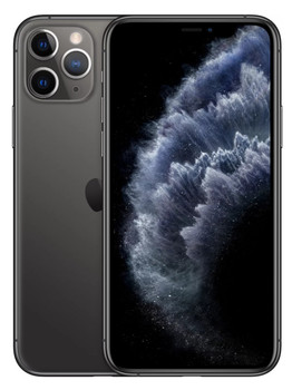 Apple iPhone 11 Pro 256Gb Space Grey (серый космос), 2 SIM