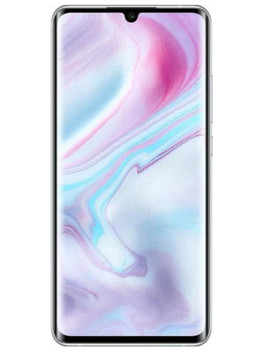 Xiaomi Mi Note 10 6/128Gb Glacier White (белый) Global Version