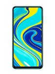 Xiaomi Redmi Note 9S 6/128Gb Aurora Blue (синий) Global Version