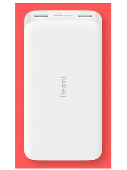 Xiaomi Redmi Power Bank Fast Charge 20000 mAh