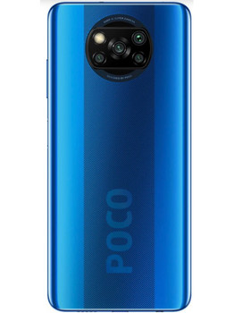 Xiaomi Poco X3 NFC 6/128Gb Cobalt Blue (синий) Global Version
