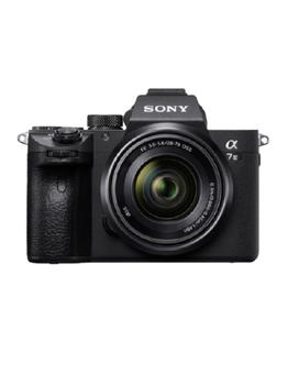 Фотоаппарат Sony Alpha ILCE-7M3 Kit черный FE 28-70mm F3.5-5.6 OSS