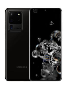 Samsung Galaxy S20 Ultra 5G 12/128Gb Black (черный)