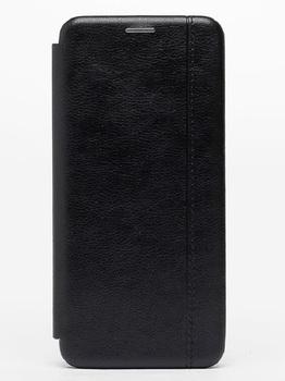 Чехол-книжка для Xiaomi Redmi Note 9S/9 Pro черный