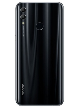 Honor 10 Lite 3/64Gb Black (черный) Global Version