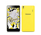 Lenovo A6000 Yellow