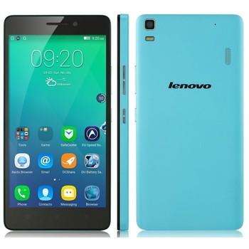 Lenovo A6000 Blue