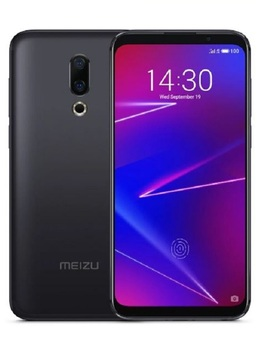 Meizu 16X 6/128Gb Black (черный)