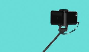 Монопод Xiaomi Mi Selfie Stick Black