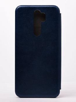 Чехол-книжка для Xiaomi Redmi Note 8 Pro синий