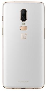 OnePlus 6 8/128Gb Silk White (шелковый белый)