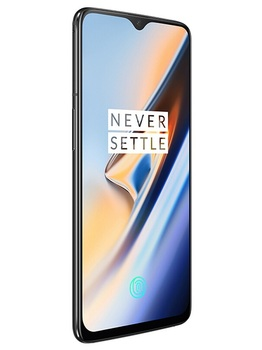 OnePlus 6T 8/256Gb Midnight Black (матовый черный)