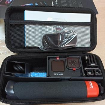 Экшн-камера GoPro HERO9 Black Edition (CHDRB-901-XX)