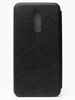 Чехол-книжка для Xiaomi Redmi 8 черный