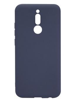 Силиконовый чехол для Xiaomi Redmi 8 синий