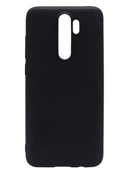 Силиконовый чехол для Xiaomi Redmi Note 8 Pro черный