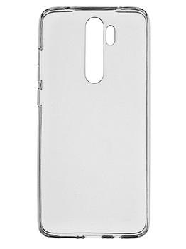 Силиконовый чехол для Xiaomi Redmi Note 8 Pro прозрачный