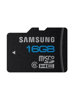 Карта памяти Samsung MicroSDHC 16Gb
