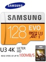 Карта памяти Samsung MicroSDXC 128Gb
