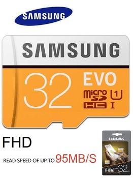 Карта памяти Samsung MicroSDHC 32Gb