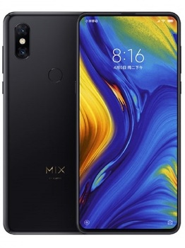 Xiaomi Mi Mix 3 6/128Gb Black (черный) Global Version