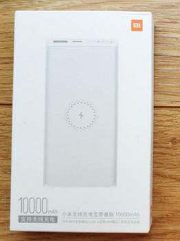 Xiaomi Mi Wireless Power Bank Youth Edition 10000 White (wpb15zm)