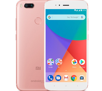 Xiaomi Mi A1 64Gb Rose Gold (розовое золото) Global Version