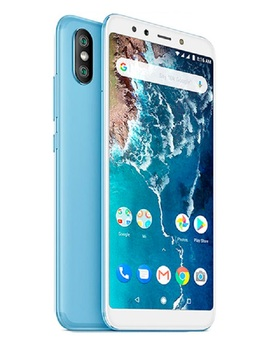 Xiaomi Mi A2 4/64Gb Blue (голубой) Global Version