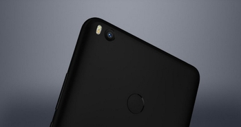 Xiaomi Mi Max 2 64Gb Black (черный)