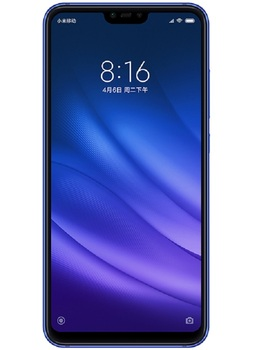Xiaomi Mi8 Lite 6/128Gb Black (черный) Global Version