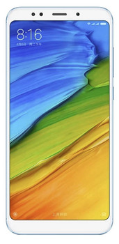 Xiaomi Redmi Note 5 3/32Gb Blue (голубой) Global Version