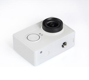 Xiaomi YI Action Camera Travel Edition White