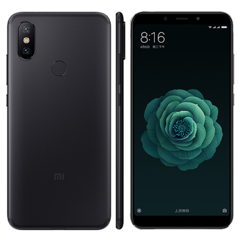 Xiaomi Mi6X 4/64Gb Black (черный)