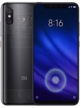 Xiaomi Mi8 Pro 8/128Gb Transparent Titanium (прозрачный титан) Global Version