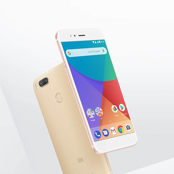 Xiaomi Mi A1 64Gb Gold (золотой) Global Version