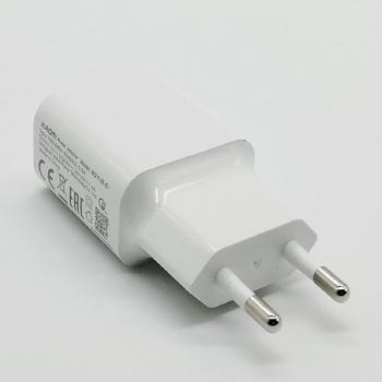 Быстрая сетевая зарядка Xiaomi Mi Adaptor 18W