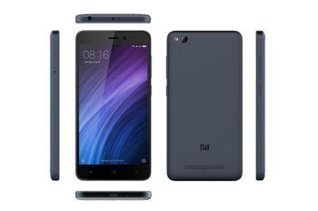 Xiaomi Redmi 4A 16Gb Grey (темно-серый)