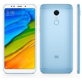 Xiaomi Redmi 5 Plus 4/64Gb Blue (голубой)