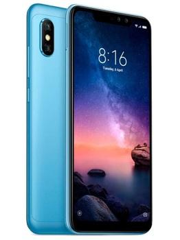 Xiaomi Redmi Note 6 Pro 4/64Gb Blue (синий) Global Version