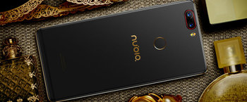 ZTE Nubia Z17 6/128GB Black/Gold