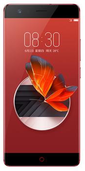 ZTE Nubia Z17 6/64Gb Red (красный)