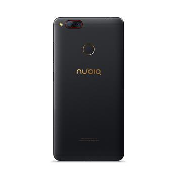 ZTE Nubia Z17 mini 4/64Gb Black/Gold (черный/золотистый)